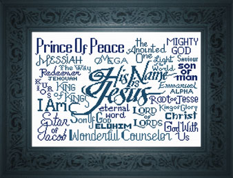 picture relating to Names of God Chart Printable known as Totally free and Virtually Cost-free Counted Cross Sch Charts providing
