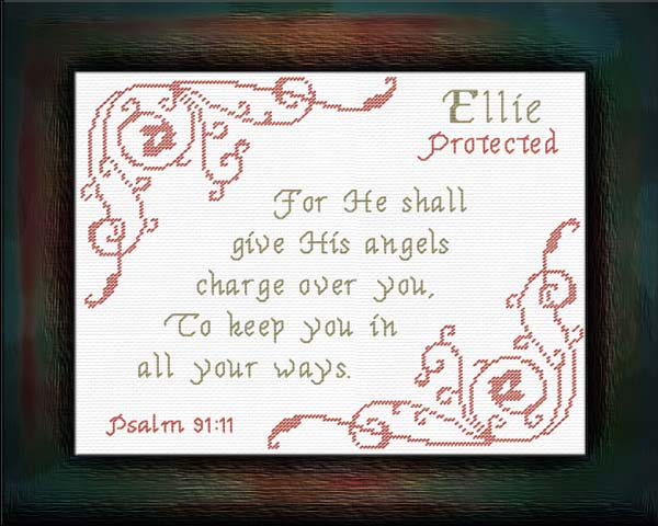 Name Blessings - Ellie - Personalized Names with Meanings ...