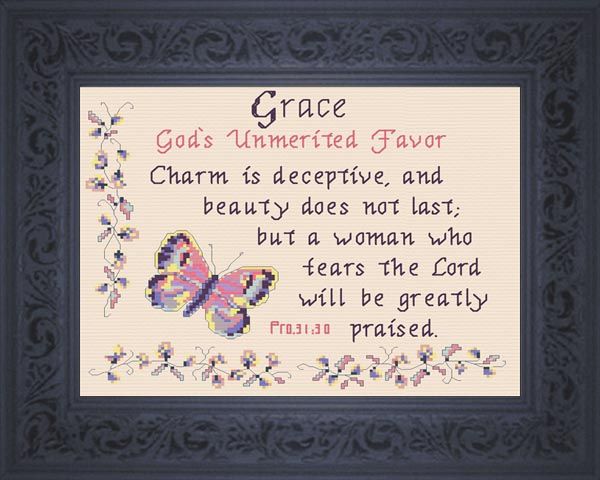 What is Grace? Understanding Christian Meaning